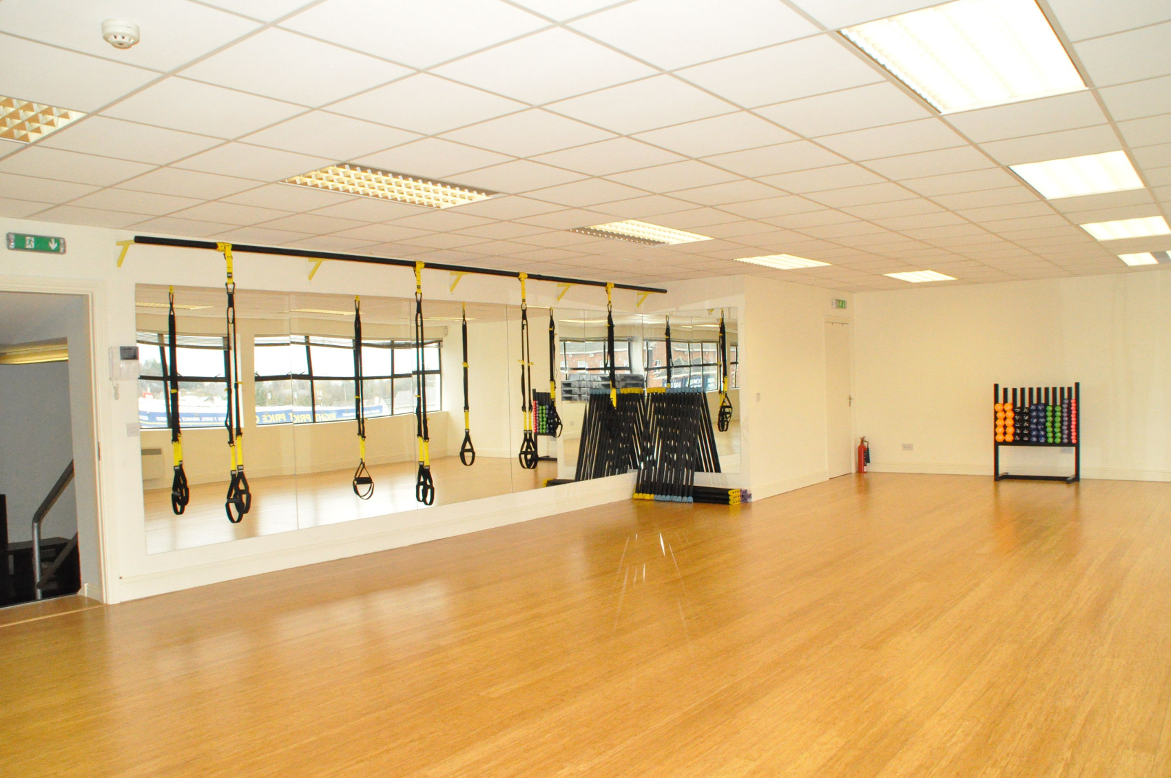Health and Fitness Studio